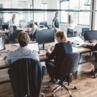 De Geschiedenis van Coworking